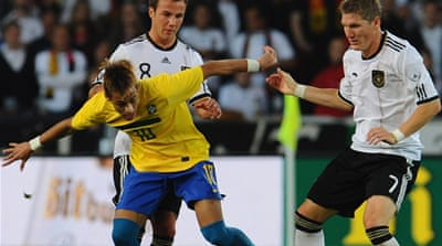 Germany end 18-year drought against Brazil