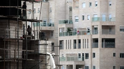 Israel to build 1,600 more settler homes