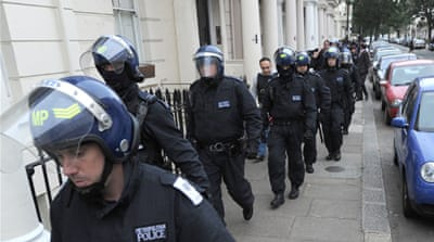 UK bid for US-style police reveals despair
