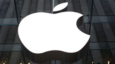 Apple rises to world's most valuable company