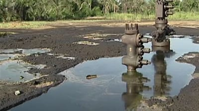 UN slams Shell over Nigeria oil pollution