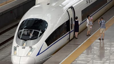 China recalls bullet trains in rail overhaul