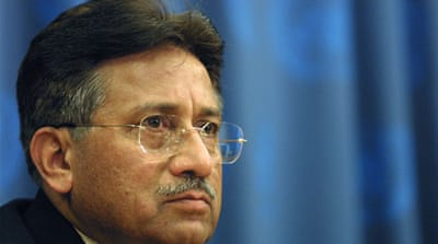 Arrest warrant issued against Musharraf
