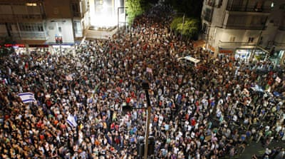 Israel protests for reform set to spread