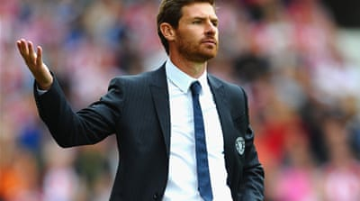 Villas Boas starts with a draw