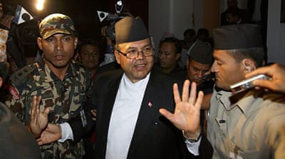 Nepal's prime minister resigns