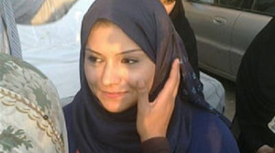 Egypt activist charged with inciting violence