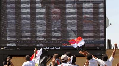 Mubarak behind bars: Human rights and justice