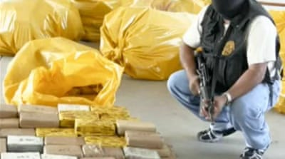 Surge in cocaine trafficking through Honduras