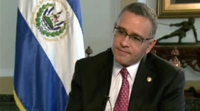 El Salvador president on confronting cartels