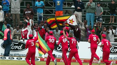Zimbabwe claim dramatic win over Bangladesh