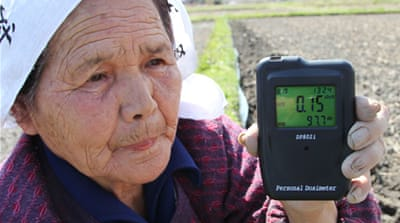Fukushima radiation alarms doctors