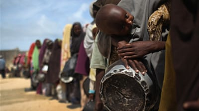 Ending the famine in Somalia