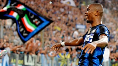 Inter Milan offered huge sum for Eto'o
