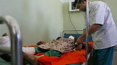 Afghan children among bus blast victims