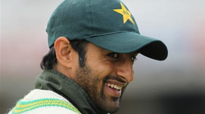 Shoaib Malik clears his name