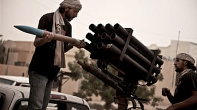 Libyan rebels capture parts of Brega