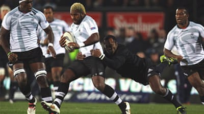 Fiji World Cup team announced