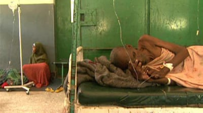Doctors fear cholera outbreak in Somalia
