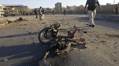 Afghan prosecutor killed in motorbike attack