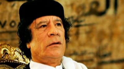 Gaddafi exhorts Libyans to rise against NTC