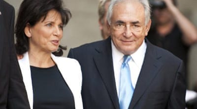 Sex charges dismissed against Strauss-Kahn