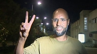 Defiant Saif al-Islam rallies loyalists