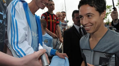 Nasri and Mata seal transfers