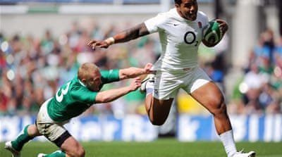 England beat Ireland in final warm-up