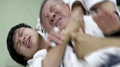 School judo worries Japanese parents