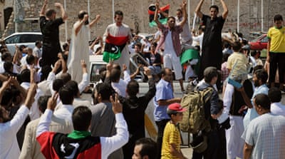 For Libyan rebels, a poignant homecoming