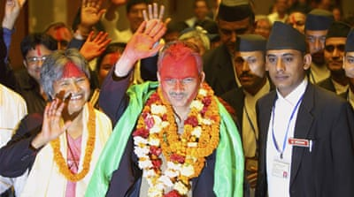 Nepal elects Maoist prime minister