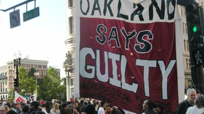 Breaking anger, from Oakland to Tottenham