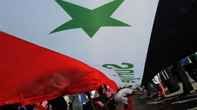 Growing dissent in Syria