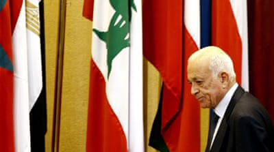 Arab states seek end to Syria crisis