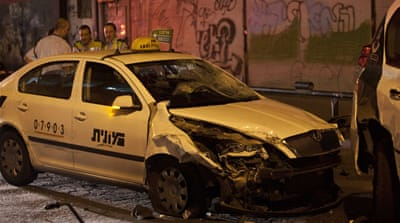 Palestinian on stabbing spree in Tel Aviv