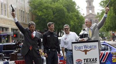 Rick Perry: Too big to fail?