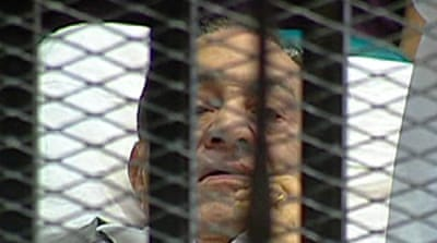 Mubarak denies all charges against him