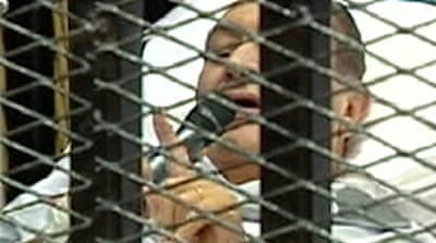 Mubarak pleads 'not guilty' at Cairo trial