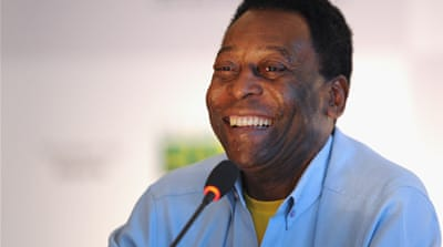 'Stay with Santos' Pele urges Neymar
