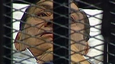 Caging Mubarak: 'The Pharaoh has no clothes'