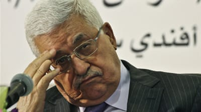 Mahmoud Abbas is wasting his time in Colombia