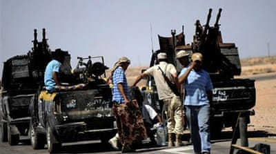 Libyan fighters 'ready' for Bani Walid attack
