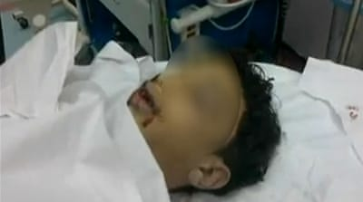Bahraini boy killed in protest