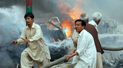 Deadly car bomb hits Pakistan's Quetta city