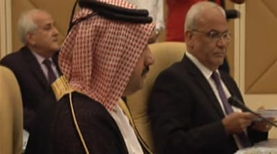 Arab League discusses Palestinian statehood