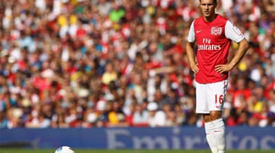 Arsenal face Udinese in European playoff