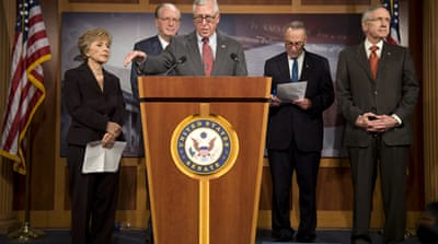 US Congress in deal to end aviation gridlock