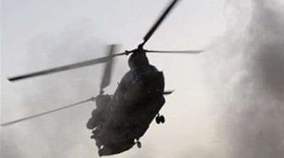 Taliban who shot at US helicopter 'are dead'