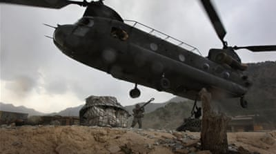 US special forces killed in Afghanistan crash